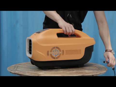 12 Volt Air Conditioner Kooleraire Review Truck Camper