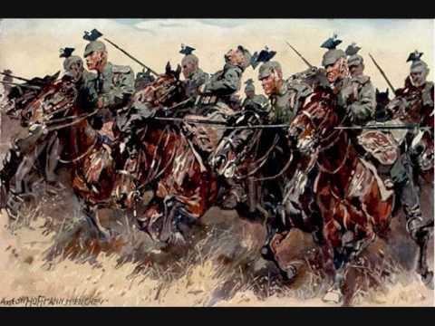 German Military March Fehrbelliner Reitermarsch