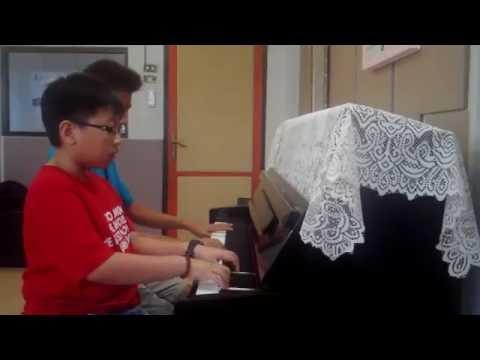 Si Patokaan, North Sulawesi Folk Song (Piano Duet)
