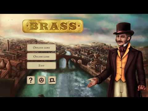 Let's Try: Brass [Industry-Building Boardgame!]