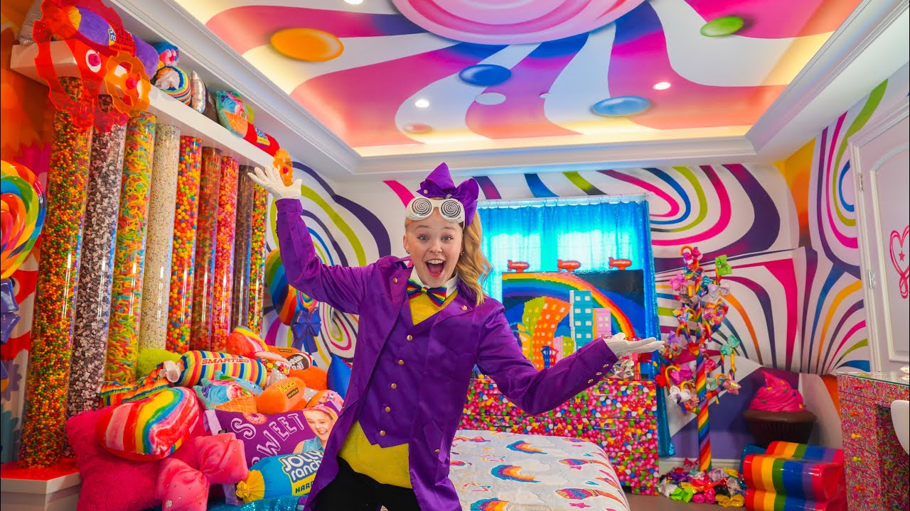 These Throwback Photos of Birthday Girl JoJo Siwa Prove She Has ...