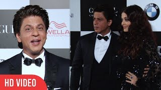 Video Shahrukh Khan at Vogue Women Of The Year Awards 2017 | wins Vogue Entertainer of the Decade Award download MP3, 3GP, MP4, WEBM, AVI, FLV Oktober 2017