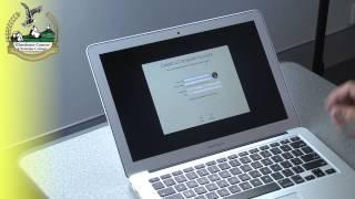 GCCC Macbook Air Setup - 2015