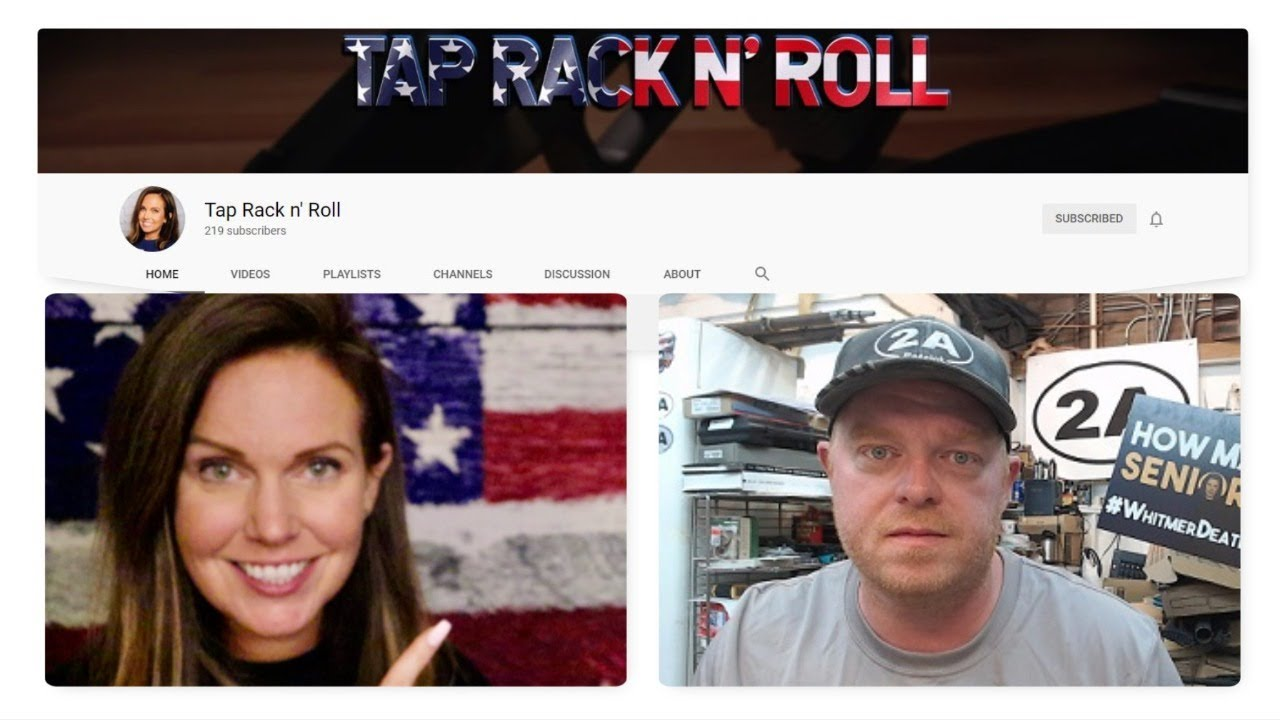 New Gun Owner & YouTuber During Ammo Shortage 2020 : With Tap Rack n' Roll