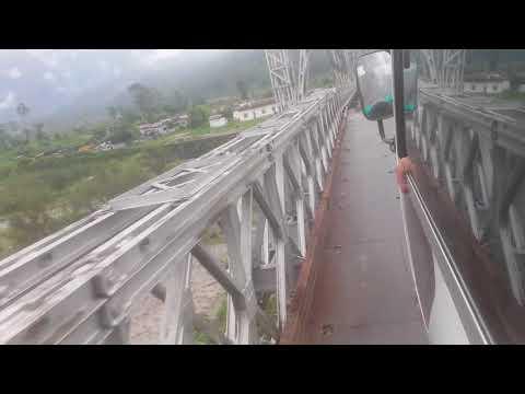 Samtse Bridge of Bhutan