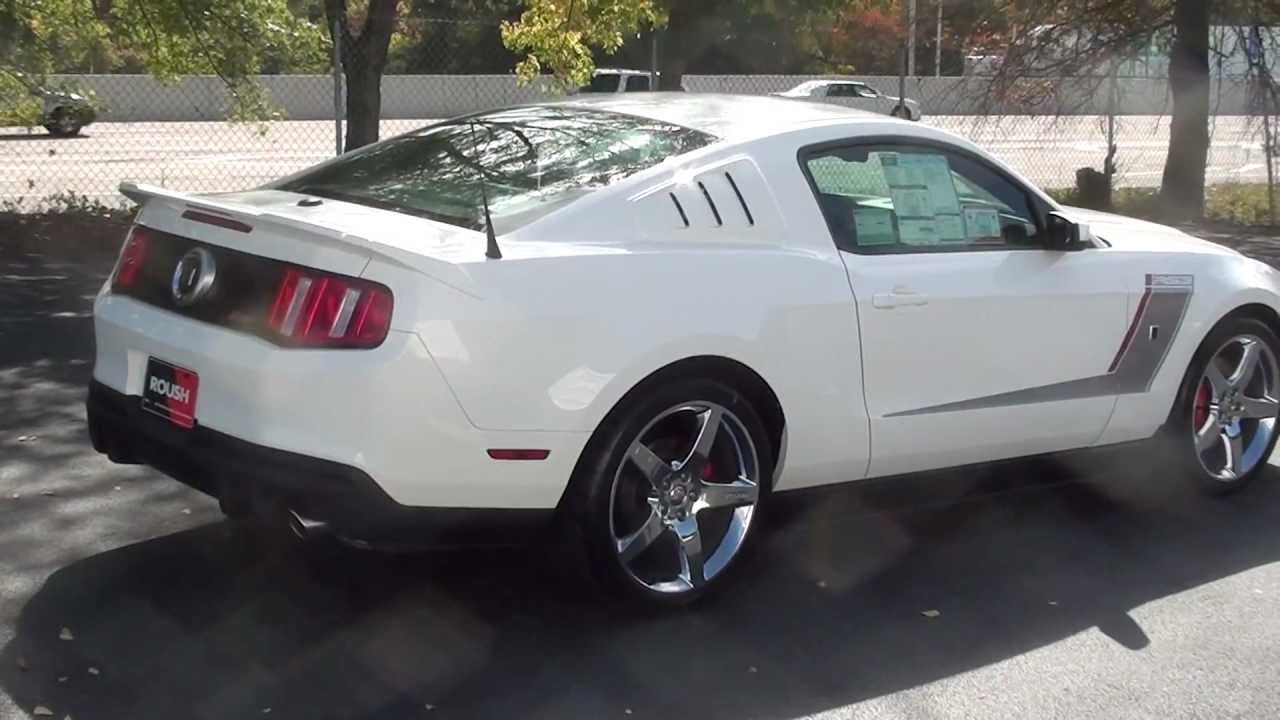 for sale new 2012 ford mustang roush stage 3 stk 20237 youtube. Black Bedroom Furniture Sets. Home Design Ideas