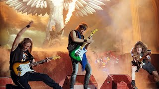 Iron Maiden - The Clansman live at Sweden Rock 2018