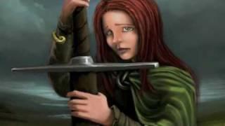 Clannad--Croi Croga (Brave Heart) English Trans lyrics
