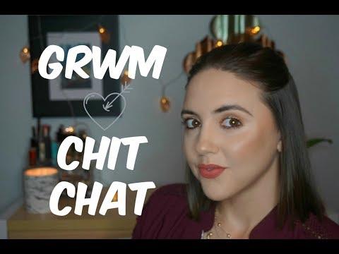 GRWM Chit Chat  Brianna Mae