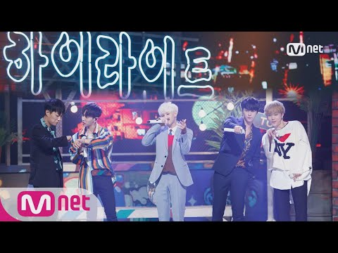 Highlight  Can Be Better Comeback Stage  M COUNTDOWN 171019 EP545