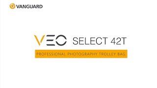 Vanguard Veo Select 42T Vanguard Veo Select 42 T Tas Kamera GARANSI RESMI