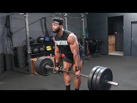 Brutal Full Body Workout | My 2019 Crossfit Open Set Back