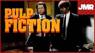 Pulp Fiction Analysis - Structure, Characters & Dialogue