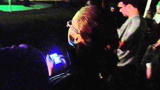 TRIAD All Fans Party 2011 - Tank wars - Interactive projection mapping thumbnail
