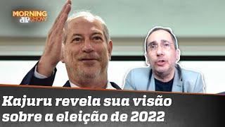 Kajuru: O melhor nome para 2022 é o Ciro Gomes