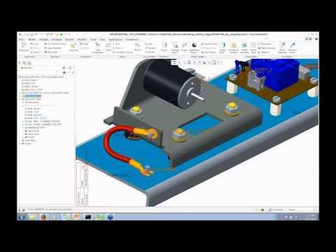 Webinar: Complete bedrading in 3D CAD met de Creo Cabling Extension