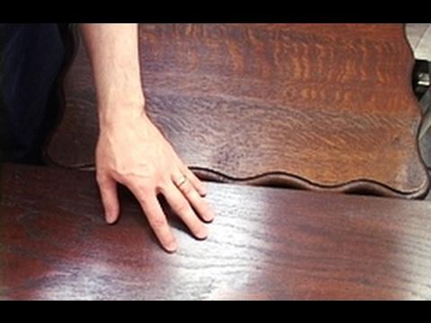 Repair For Antique Wood Furniture