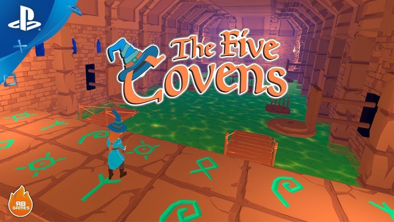 Entrevista] Hablamos con rBorn Games sobre The Five Covens - AllGamersIn