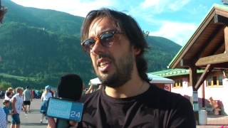 Dimaro 2017, Fabio Mandarini (Corriere dello Sport) - 21/07/2017