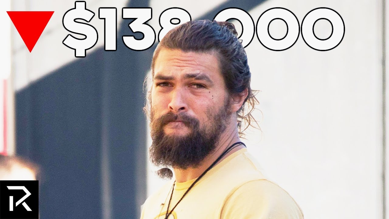 Jason Momoa Was Broke After Game Of Thrones