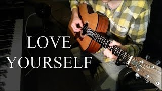 Love Yourself Justin Bieber Fingerstyle Guitar By Guus Music