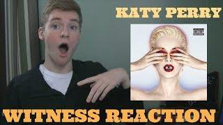 Katy Perry - Witness (Album Reaction)