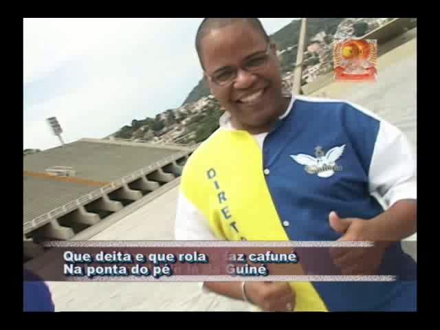 GRES TRADIÇÃO 2010 - AESCRJ