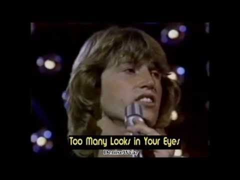 ANDY GIBB ~ TOO  MANY LOOKS IN YOUR EYES ~ LIVE