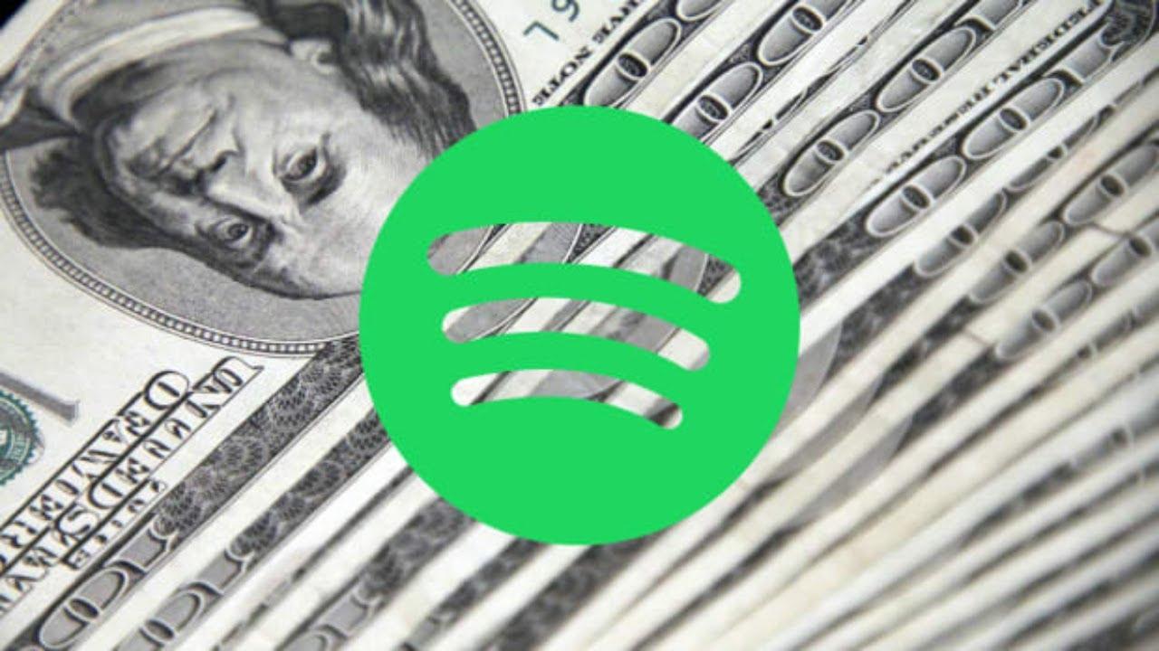 Spotify Royalties • April Spotify Payment  💰 The Spotify Method