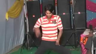 Indian chicken dance
