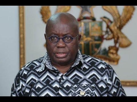 GHANA-US MILITARY DEAL: NO MILITARY BASE IN GHANA,NANA ADDO