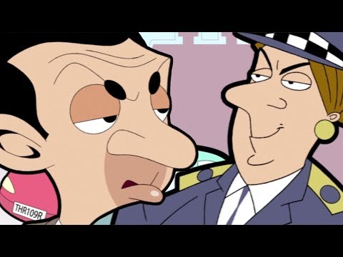 Parking Lot Bean (Mr Bean Cartoon) | Mr Bean Full Episodes | Mr Bean Official