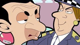 Parking Lot Bean (Mr Bean Cartoon) | Mr Bean Full Episodes