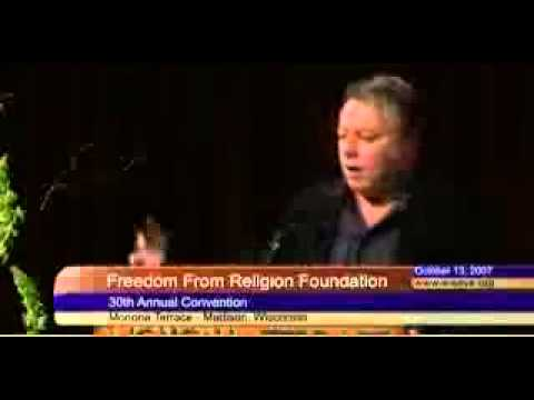 Christopher Hitchens at Freedom From Religion Foundation FULL