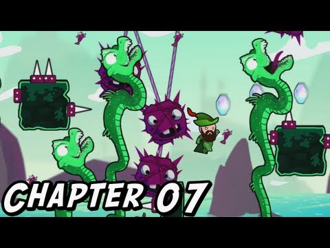 Cloudberry Kingdom: Story Mode (Chapter 7) Part 1/8
