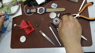 быстрый и качественный ремонт часов (или просто замена механизма на часах)