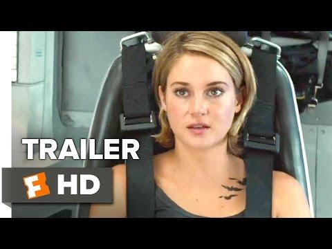 The Divergent Series: Allegiant Official Trailer #1 (2016) - Shailene Woodley Movie HD