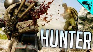 battlefield 1 shotgun 10 a hunter op leveling assault bf1 multiplayer gameplay stream