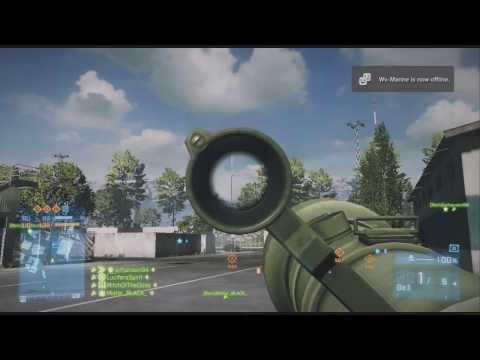 Battlefield 3 | ReVo Vs IB (FN6) | Caspian Only