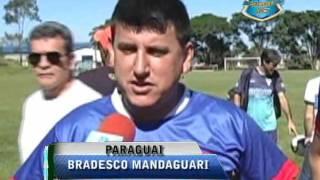 BANCARIOS  BRADESCO MANDAGUARI  X  SANTANDER    17    06   2017   Cópia