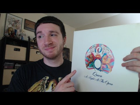 Record Reviews: Queen - A Night At The Opera (1975)