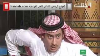 مقلب ناصر الفراعنة في قناة المختلف (الخط الساخر)ز