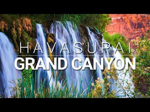 Grand Canyon Havasupai Adventure | Sony a6300