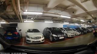 香港泊車好去處 - Elements 圓方北停車場 (入)