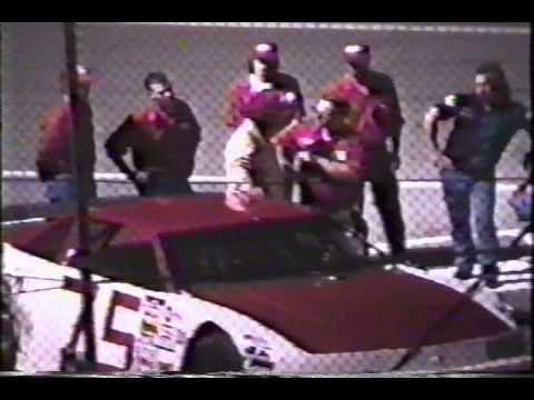 Larry Phillips 1994 I-44 Speedway Late Model Championship Post Race Speech
