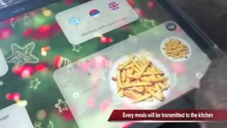 интерактивный стол для ресторанов(, 2015-05-04T16:42:43.000Z)