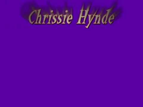 Chrissie Hynde (Pretenders) - I Go To Sleep - by eucos