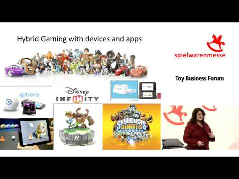 Toy Business Forum 2013: Toys 3.0 - Innovative Products and Trends