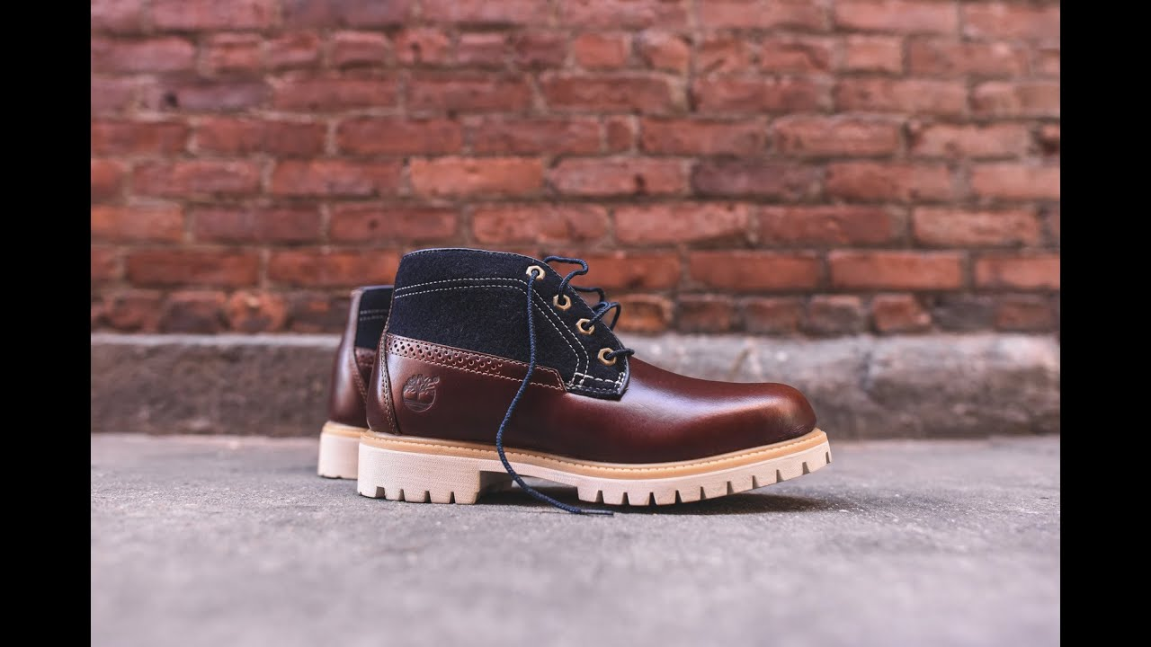 durable modeling shop best sellers stylish design Timberland Chukka - Chestnut Quartz - YouTube