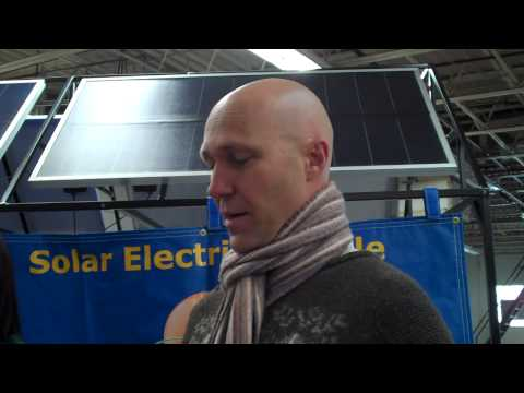 Gerardo Ruiz, Solar Business owner explains why th...